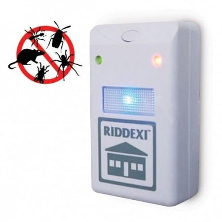 Ридекс - Ултразвуков унищожител на хлебарки и гризачи Riddex