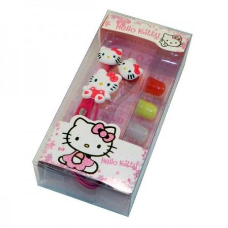Детски слушалки Hello Kitty