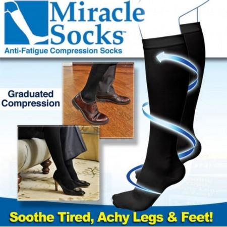 Еластични компресионни чорапи - Magic Miracle Socks