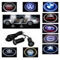 Пълноцветна LED технология за прожектиране логото на автомобила