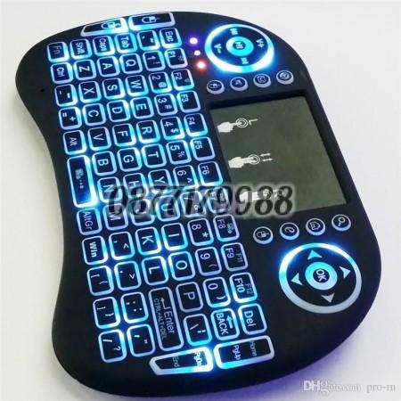 Универсална безжична мини клавиатура