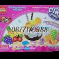 Комплект пластелин за сладоледени торти и плодове 4D