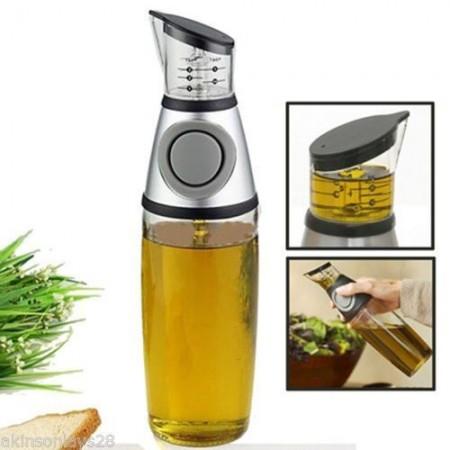 Диспенсър за олио или оцет - Press & Measure