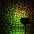 Двуцветен ДИСКО лазер, със звуков контрол YX-09А