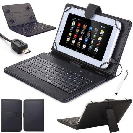 Калъф с клавиатура за таблет 9 - USB