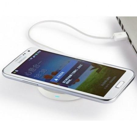 QI съвместимо безжично зарядно за Samsung