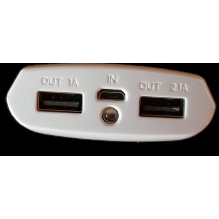 Външна батерия с фенерче Samsung 10 400 mAh
