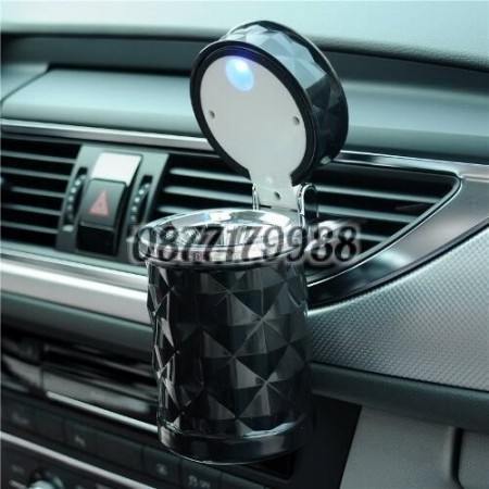 Пепелник за автомобил с LED светлина