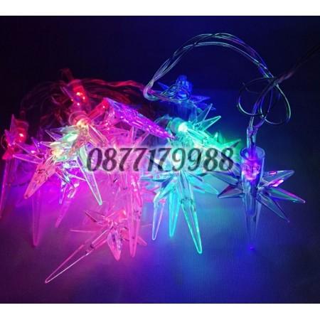 Коледни LED светлини, коледна звезда