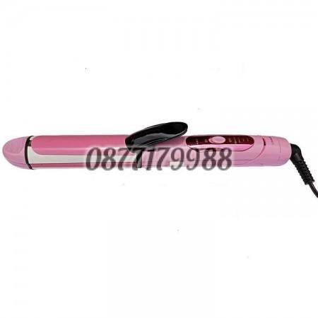 Преса за коса SONAR SN-720 3 в 1