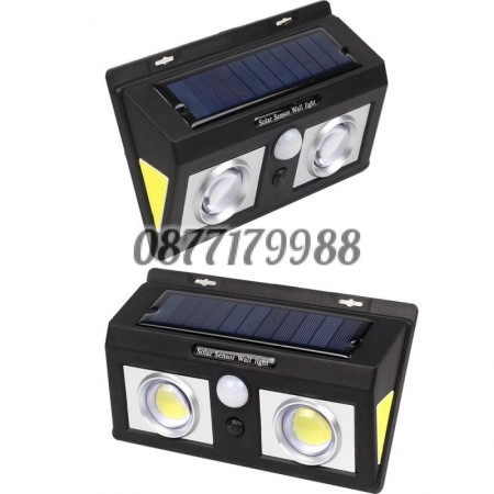 Соларна лампа със сензор за движение CL-5066A