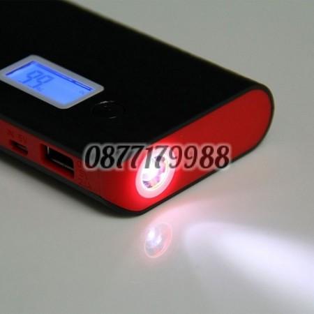 Универсална външна батерия 10000mAh PINENG PN-968 Power Bank