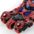 Метална кола, катапултираща мотори