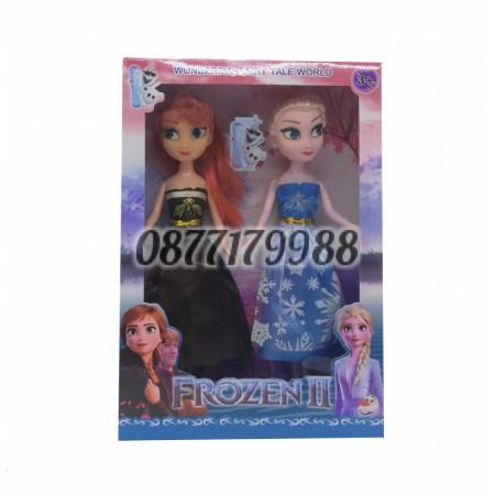 Комплект Кукли Ана и Елза Замръзналото кралсво 2